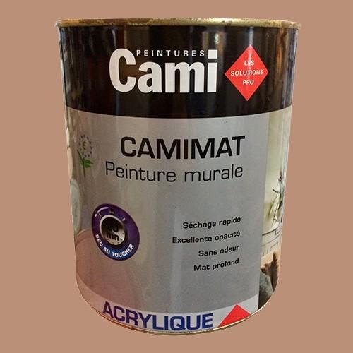 CAMI Peinture Acrylique CAMIMAT Cannelle