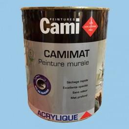 CAMI Peinture Acrylique CAMIMAT Bleu ciel