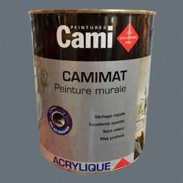 CAMI Peinture Acrylique CAMIMAT Gris urbain