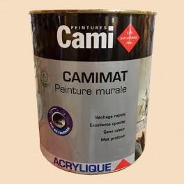CAMI Peinture Acrylique CAMIMAT Beige naturel