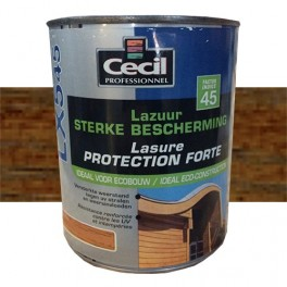 CECIL LX545 Lasure Protection Forte Noyer