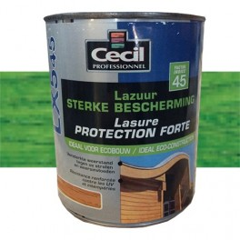 CECIL LX545 Lasure Protection Forte Vert Normandie