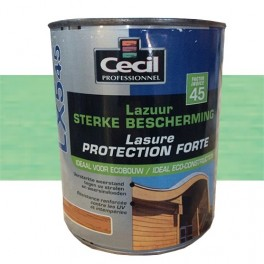 CECIL LX545 Lasure Protection Forte Vert Provence