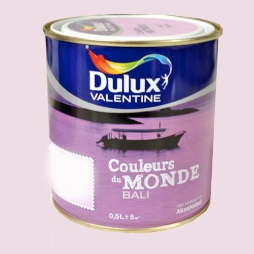 dulux valentine couleurs du monde bali pastel pas cher en ligne. Black Bedroom Furniture Sets. Home Design Ideas