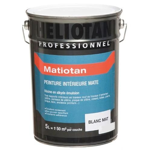 HELIOTAN Peinture Intérieure Mat MATIOTAN 5L