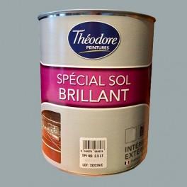 Théodore Peinture Spécial Sol Brillant Gris 7040