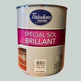 Théodore Peinture Spécial Sol Brillant Gris clair 7035