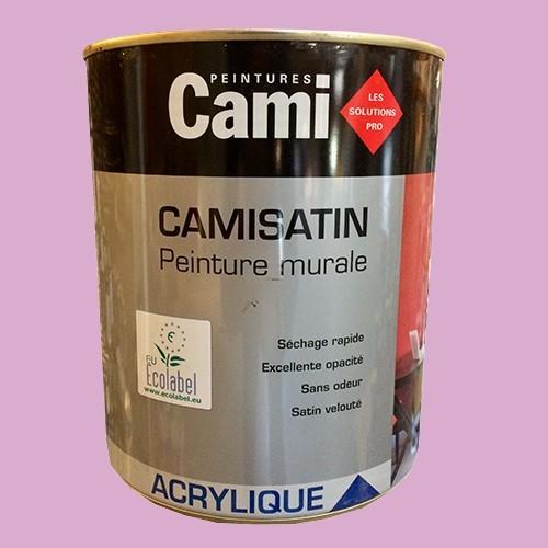 CAMI Peinture Acrylique CAMISATIN Parme