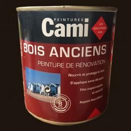 CAMI Peinture Glycéro BOIS ANCIENS Marron