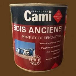 CAMI Peinture Glycéro BOIS ANCIENS Ton bois