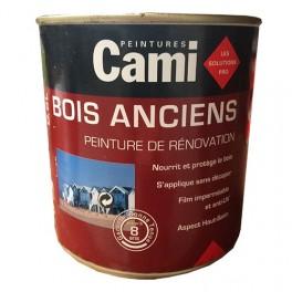CAMI Peinture Glycéro BOIS ANCIENS Blanc