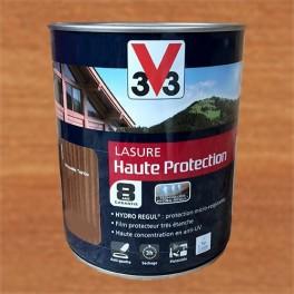 V33 Lasure Haute protection 8ans HydroRégul Chêne ambré