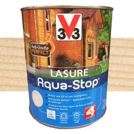 V33 Lasure Aqua-stop 4ans Anti-goutte Incolore
