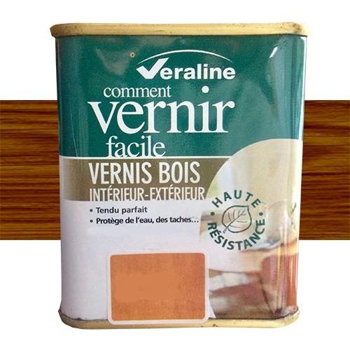 Vernis Bois Véraline Chêne foncé Satin