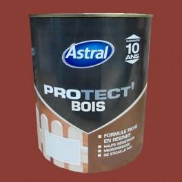 ASTRAL Peinture Protect'Bois Ton bois