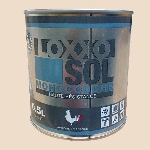 LOXXO Peinture Sol Haute Résistance Blanc perlé