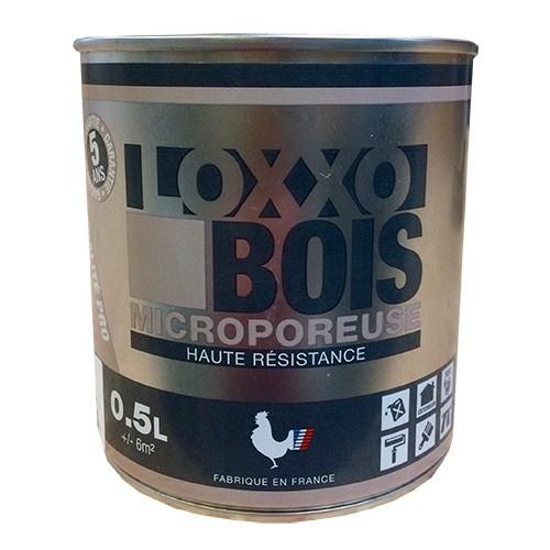 LOXXO Peinture Bois Microporeuse Blanc