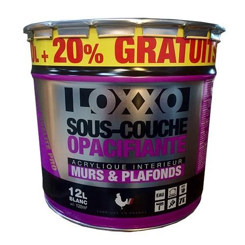 LOXXO Sous-couche opacifiante 12L