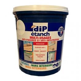 DIP Multi-Usages Anti-Fissures et Anti-Infiltration Blanc
