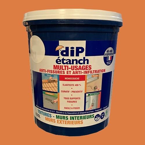 DIP Multi-Usages Anti-Fissures et Anti-Infiltration Terre cuite