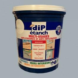 DIP Multi-Usages Anti-Fissures et Anti-Infiltration Gris
