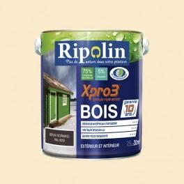 Ripolin xpro3 bois gris bleu pas cher en ligne - Couleur peinture blanc casse ...