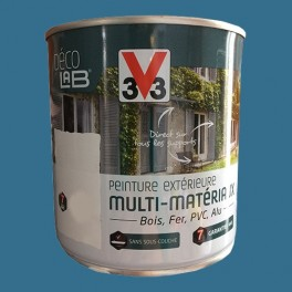 v33 peinture multi mat riaux garrigue pas cher en ligne. Black Bedroom Furniture Sets. Home Design Ideas