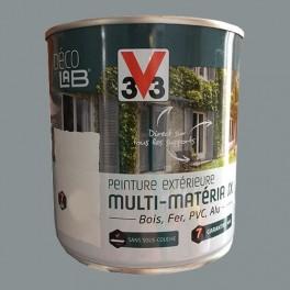 V33 Peinture Multi-Matériaux Gris galet