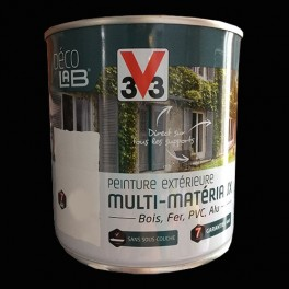 V33 Peinture Multi-Matériaux Noir