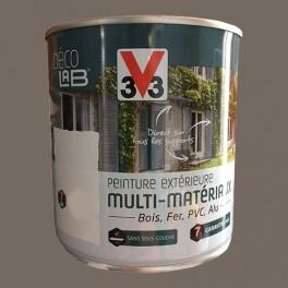 V33 Peinture Multi-Matériaux Taupe