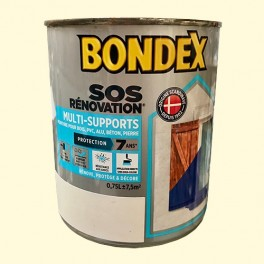 BONDEX SOS Rénovation Multi-supports Ton pierre