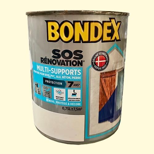 BONDEX SOS Rénovation Multi-supports Ton pierre