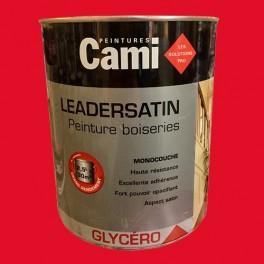 CAMI Peinture Glycéro LEADERSATIN Rouge base