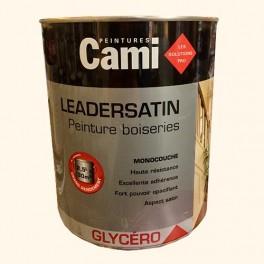 CAMI Peinture Glycéro LEADERSATIN Blanc cassé