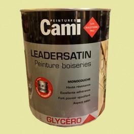 CAMI Peinture Glycéro LEADERSATIN Vert tendre