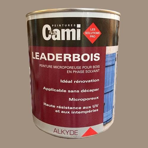 CAMI Peinture Alkyde LEADERBOIS Beige gris