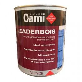 CAMI Peinture Alkyde LEADERBOIS Blanc