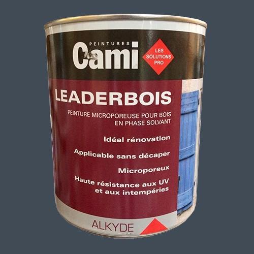 CAMI Peinture Alkyde LEADERBOIS Gris fer