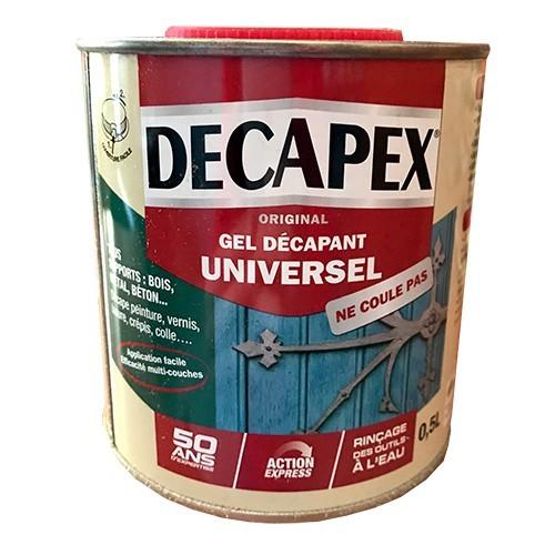 DECAPEX Gel Décapant Universel