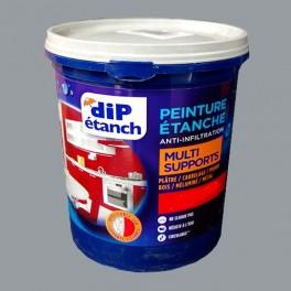 DIP Peinture Étanche Acrylique Multi-Supports Gris souris