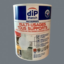 DIP étanch Multi-Usages Tous supports Gris