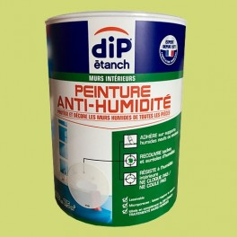 DIP étanch Peinture Anti-humidité Amande