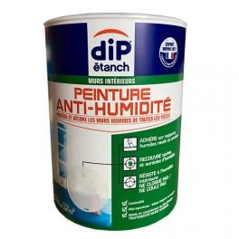 DIP étanch Peinture Anti-humidité Blanc