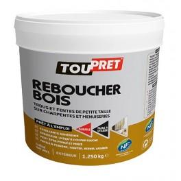 TOUPRET Reboucher Bois 1,250kgs Chêne naturel