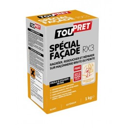 TOUPRET Spécial Façade RX3 Blanc
