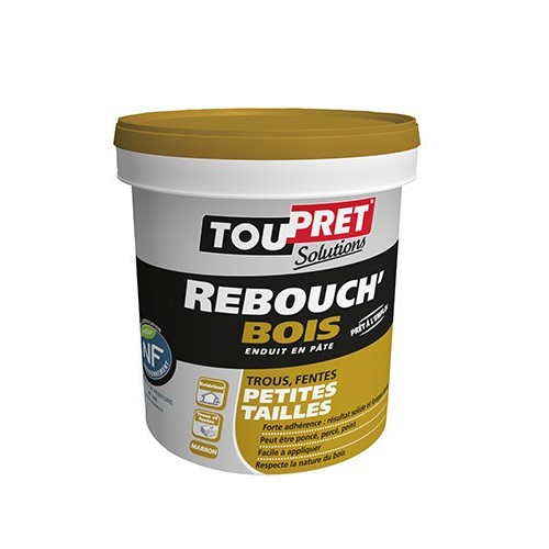 TOUPRET Rebouch'bois 1.250 kg