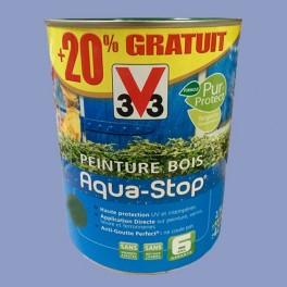 Peinture V33 Bois Aqua-Stop Lavande Satin