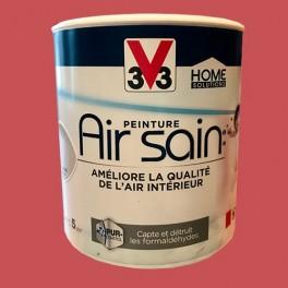 Peinture V33 AIR SAIN Rouge Cerise