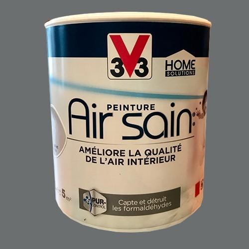 Peinture V33 AIR SAIN Ardoise