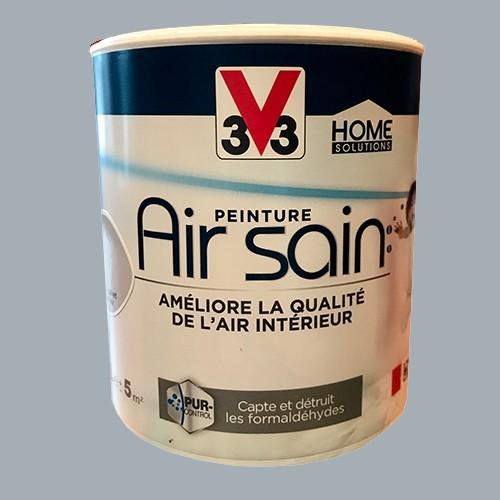 Peinture V33 AIR SAIN Gris aluminium